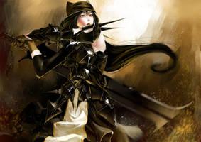 Shadow Sickle by syh3iua83