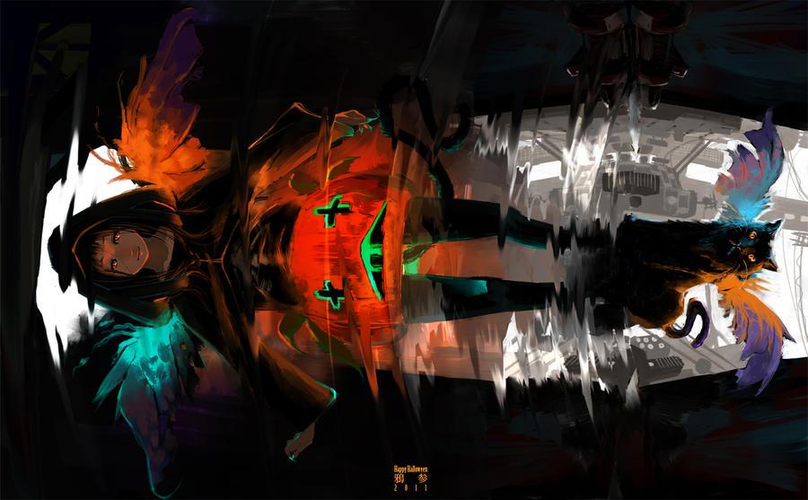 Capgras delusion by syh3iua83
