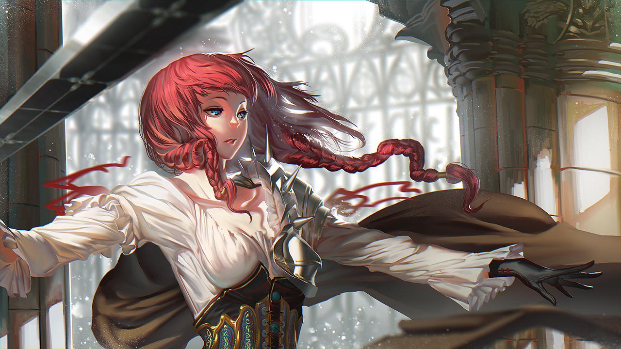 Teresia by syh3iua83