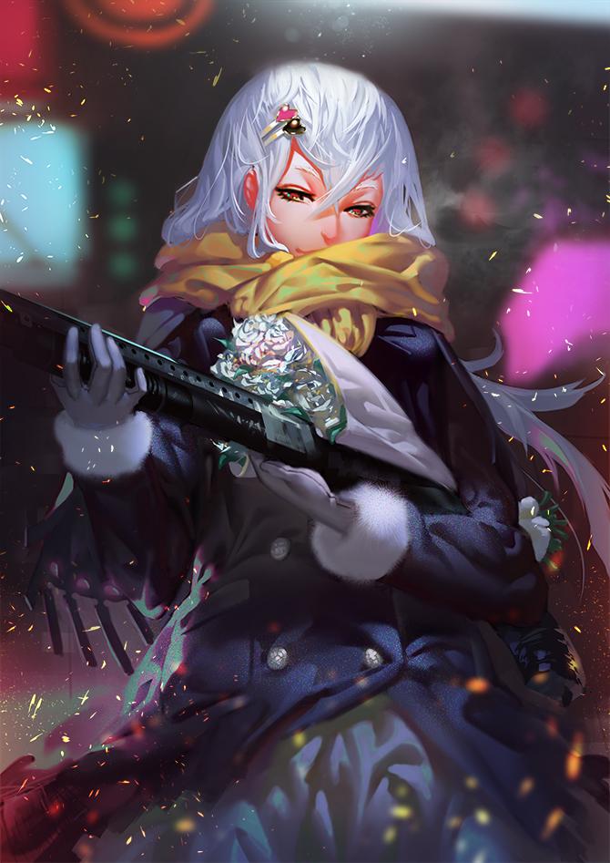 Avenger by syh3iua83