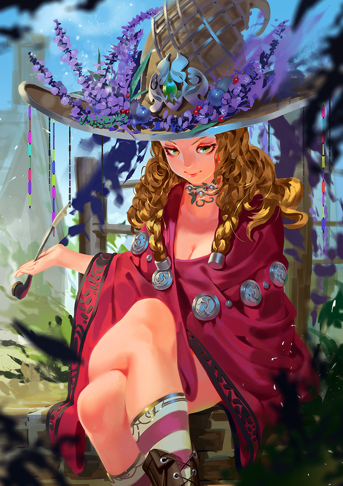 Salvia by syh3iua83