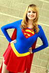 Supergirl Cosplay Wondercon 2016