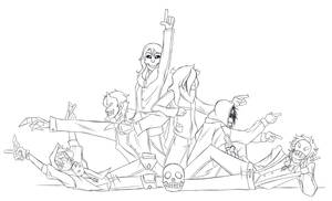 Super fab squad (?)