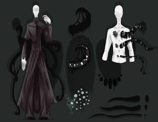 The Sulkerman BIO (Updated) by A-Dreamare