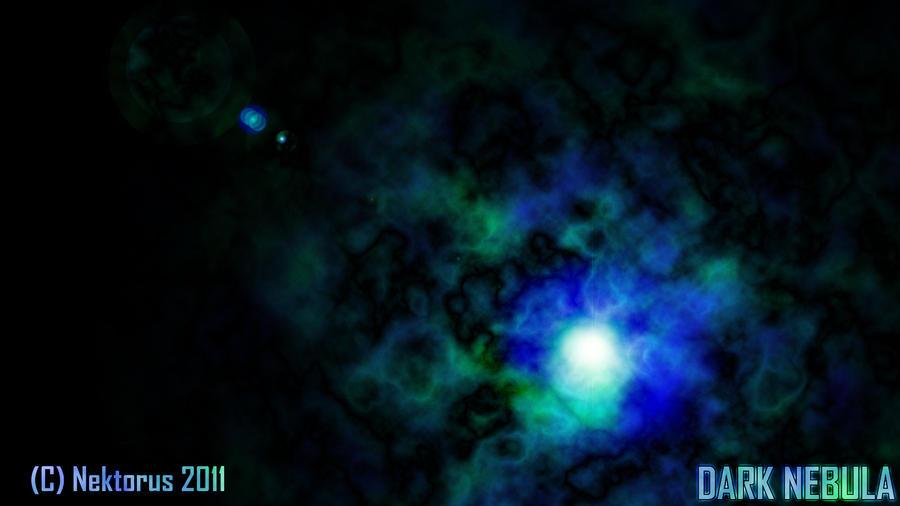 "Dark Nebula """"HD"""" by Nektorus"
