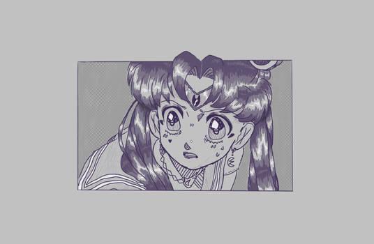 Sailor moon e girl