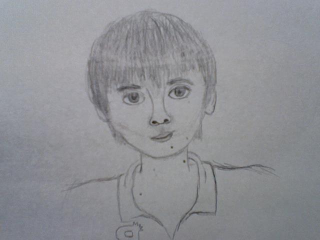Self-Portrait by Wiipodgirl