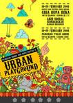 URBAN PLAYGROUND poster