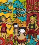 Tokoh Wayang Mahabharata