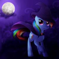Rainbow Nightmare by Agletka