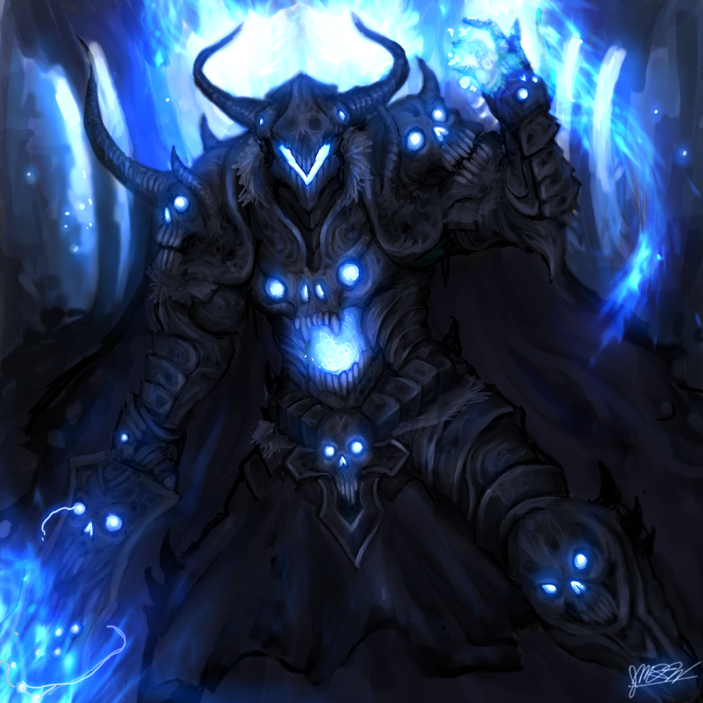 Dage The Evil by BenjaminHallows on DeviantArt