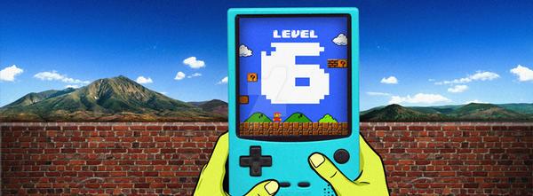 Level 6! by ExtremeJuvenile