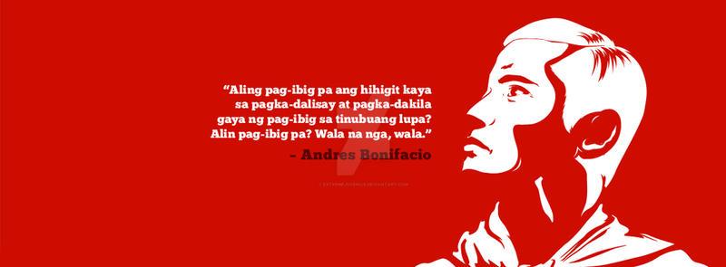 Andres Bonifacio Day by ExtremeJuvenile