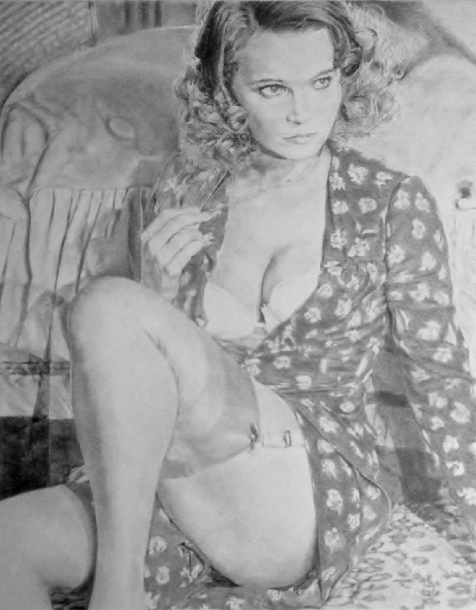 Laura Antonelli (Malicia) by stevie-wydder