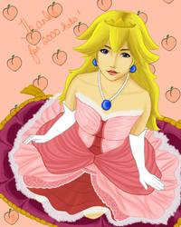 Princess Peach - 2000 Hits by AnswerMeThis