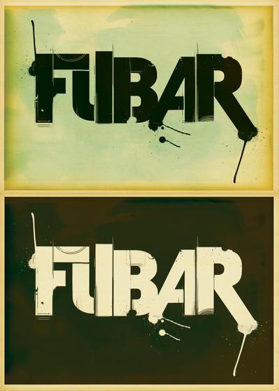 FUBAR Logo by zstout