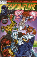 ShadowFlame cover 4 by PeterPalmiotti