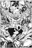 Deadpool by PeterPalmiotti