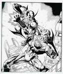 Wolverine - Iron Man
