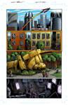 Nova City Stories pg. 1 color