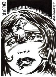 Wonder Woman by PeterPalmiotti