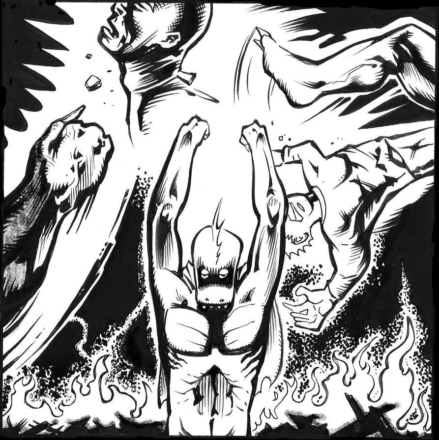 The Great Mashup - Berserker MODE by PeterPalmiotti