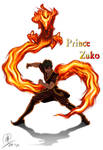 Prince Zuko-final vent or fire bend...??