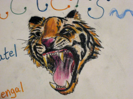 Richard Parker by coffeelover1411