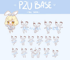 P2U BASE - 2 by Silhh