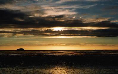 weston sunset by smoo