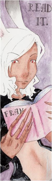 Fran - Bookmark