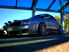 Audi A4 by su1man