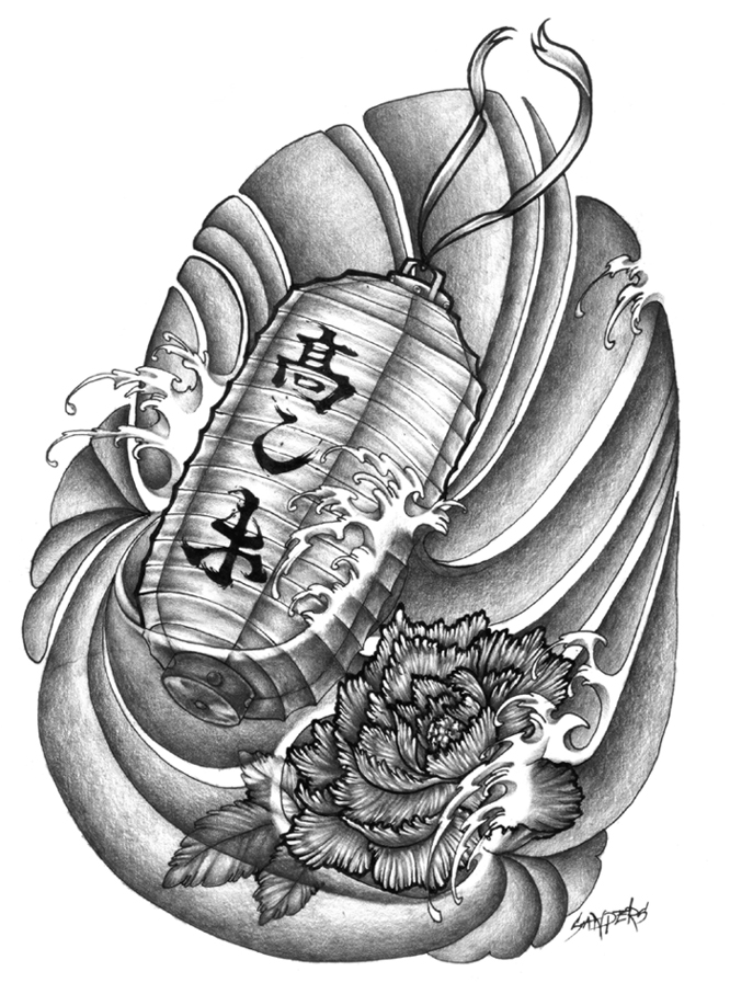 Paper lantern by Sandersk on DeviantArt