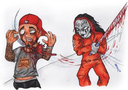 Limp Bizkit Fuck Slipknot
