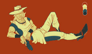 Drawing challenge: Hol Horse