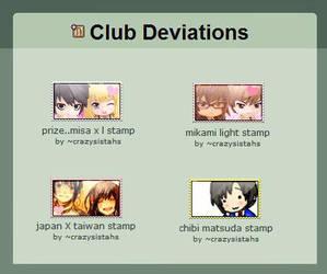 Club Deviations 42