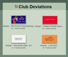 Club Deviations 44