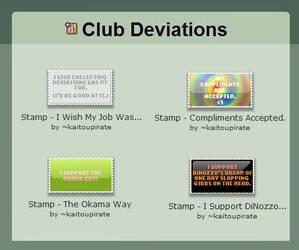 Club Deviations 45