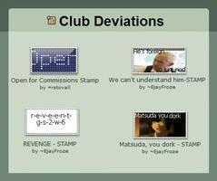 Club Deviations 50
