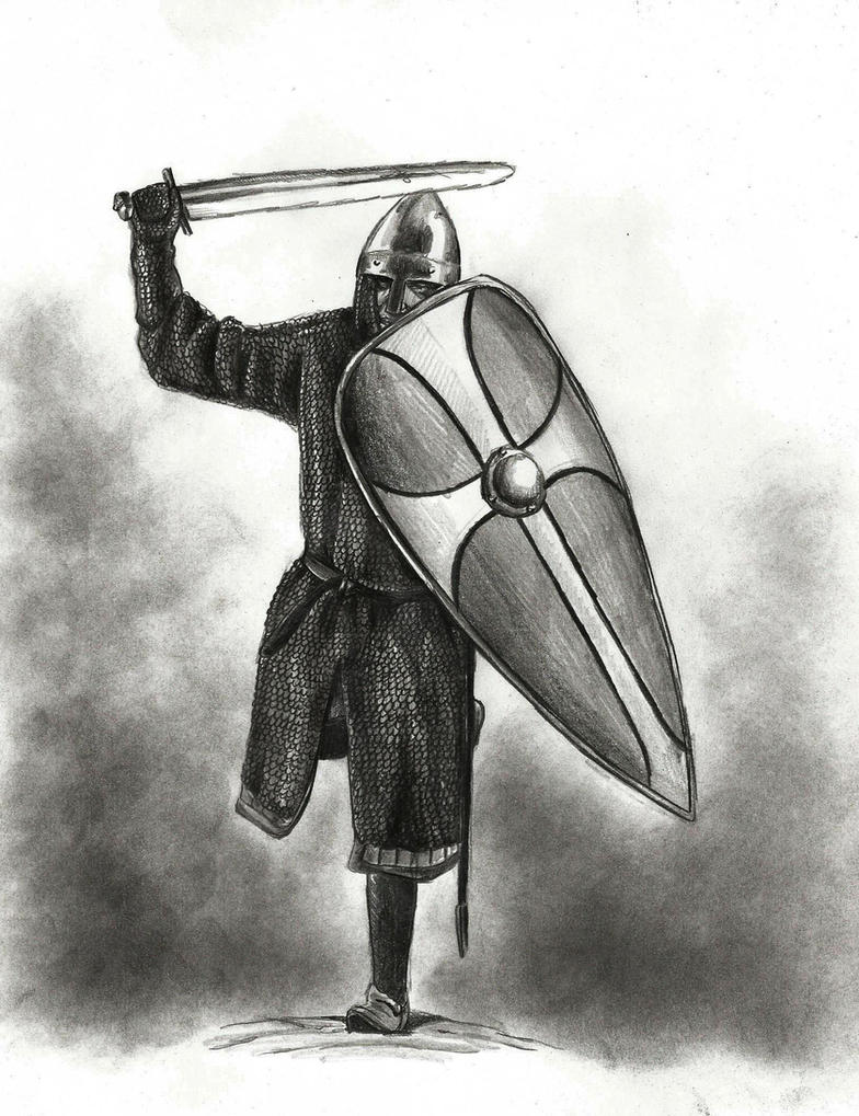 Norman crusader by Mihin89