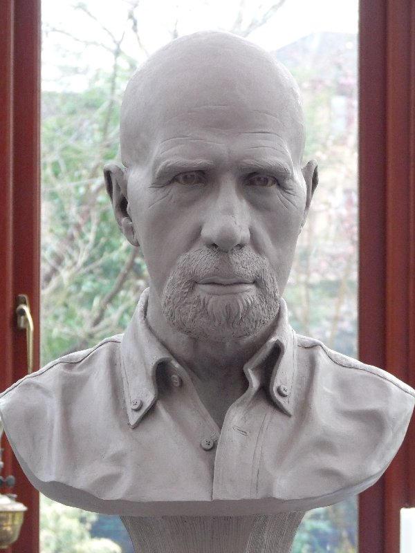 Portrait of my Dad 1 by tecciztecatl
