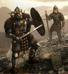 Norse badasser
