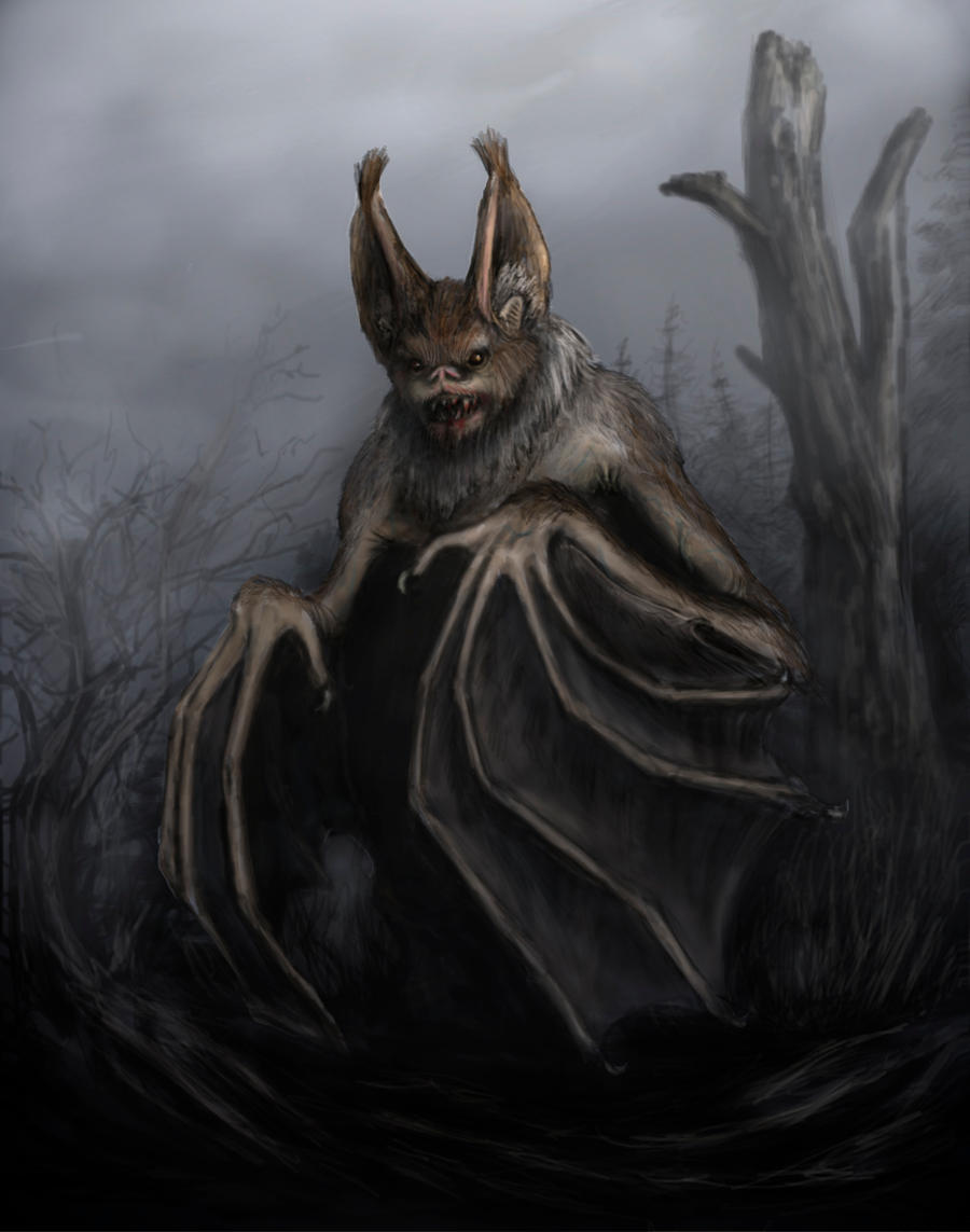 Werebat – A Lycanthropic Horror of the Night for D&D 5th ...