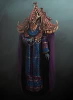 Telvanni Master by Swietopelk