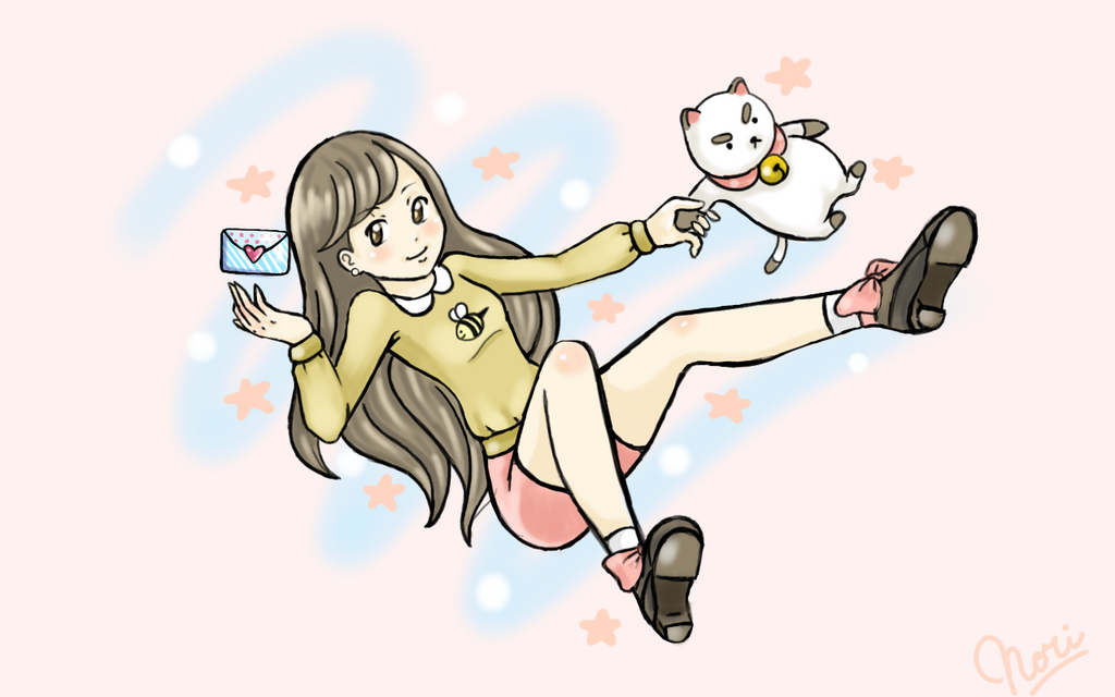 bee and puppycat by Norikiss