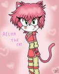 Aelita The Cat (sonic Version)