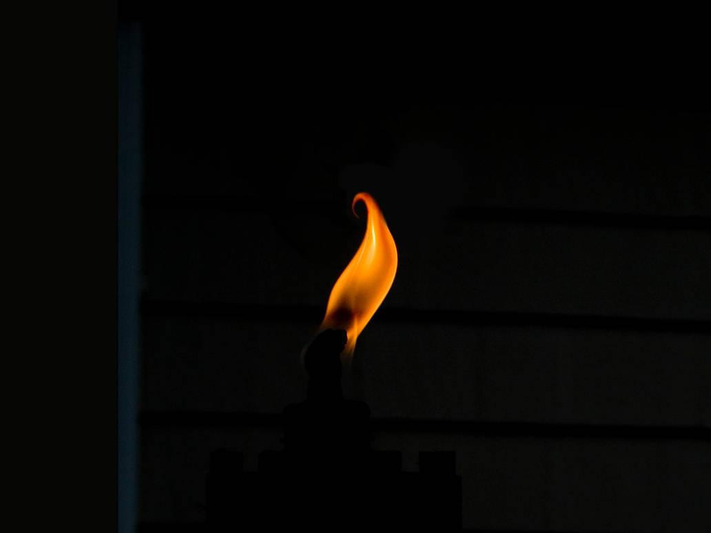 flame singular by vinitlee