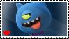 Ugly Dog Stamp