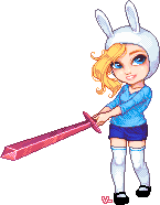 Fionna the human by breathe-gentle