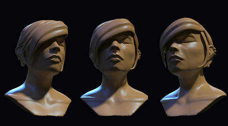 Sculptjanuary #1 by maxew